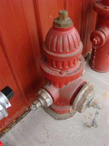 R D Woods Matthews Un Restored Fire Hydrant 2 2 1 2