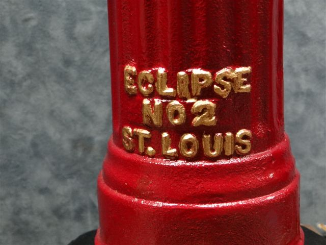 Eclipse Restored 2 Small Size Vintage Fire Hydrant